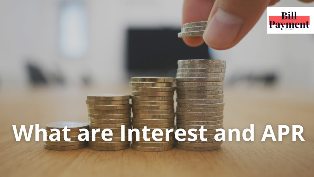 what are interest and apr
